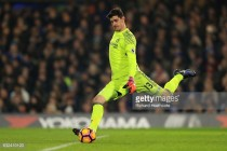 Thibaut Courtois praises Diego Costa