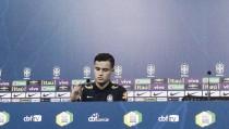 """Coutinho prega respeito ao Paraguai e frisa confiança do elenco: """"Tudo vai dando certo"""""""