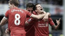 QPR 2-3Liverpool: Late drama ensures Liverpool take all three points