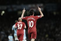 Star player: Analysing Philippe Coutinho's performance against Manchester City