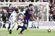 Barcelona e Real Madrid na luta pelo título