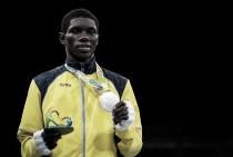 Yuberjén Martínez consigue la medalla plateada para Colombia
