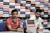 """Garitano: """"El rival es muy bueno, está jugando francamente bien"""""""