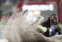 ¡Júbilo inmortal! Caterine Ibargüen ganó el segundo oro para Colombia en Río 2016