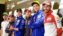 GP Austria, la conferenza stampa dei piloti