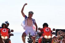 Vuelta 2016, 3° tappa: impresa di Geniez, Fernandez in rosso, perde Contador