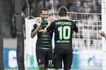 Borussia Mönchengladbach (9) 6-1 (2) BSC Young Boys: Gladbach cruise into the Champions League