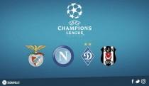 Napoli, urna benevola dalla Champions League
