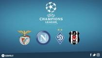 Asequible grupo para el Nápoles en Liga de Campeones