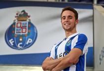 Diogo Jota, cedido al Oporto con opción de compra