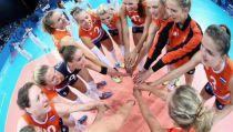 Arancione è il colore della vittoria. L'Olanda supera la Turchia ed è la prima semifinalista di Eurovolley 2015