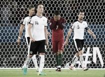 Portugal domina, perde pênalti e não sai do zero com a Áustria