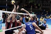 Egito vira sobre a Alemanha e estreia com vitória no Vôlei Sentado