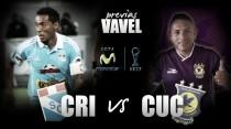 Sporting Cristal vs Comerciantes Unidos: A mantener la frente en alto