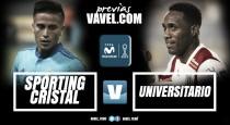 Previa Sporting Cristal -Universitario: ¿Quién quedará con vida en el Clásico Moderno?