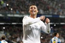 Cristiano Ronaldo, elegido como el mejor del Real Madrid - Espanyol
