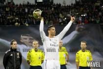 Cristiano Ronaldo, finalista del Balón de Oro 2015