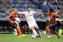 Ucrania no es una plaza cómoda para el Real Madrid