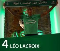 Leó Lacroix ya es nuevo jugador del Saint-Étienne
