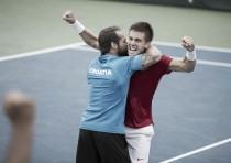 Tenis Río 2016. Croacia: monopolio masculino