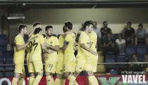 El Villarreal vence por inercia ante un pobre Almería