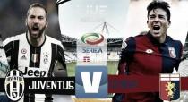Terminata Juventus - Genoa, LIVE Serie A 2016/17 (4-0): Munoz (AG), Dybala, Mandzukic e Bonucci!