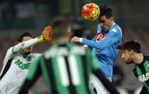 Sassuolo e Napoli fra delusioni europee e calcio-spettacolo: si comincia alle 19
