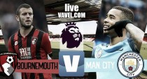 Terminata Bournemouth - Manchester City, LIVE Premier League 2016/17 (0-2): Decide Sterling