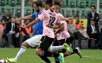 AutoGol-daniga e la Juve vola: 0-1 a Palermo, ma che fatica!