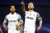 Juve, tutto troppo facile in Champions: a Zagabria finisce 0-4