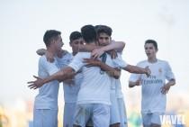 Dani Gómez se viste de héroe para dar el pase a la final al Juvenil A