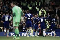 El Chelsea se da un festín a costa de un pobre West Bromwich
