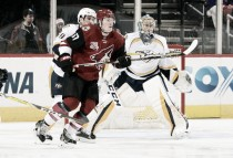 Arizona Coyotes youth movement in high gear