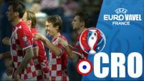 Análisis táctico de Croacia: un centro del campo de ensueño