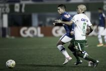 Resultado Cruzeiro x Chapecoense pelo Campeonato Brasileiro 2016 (0-0)