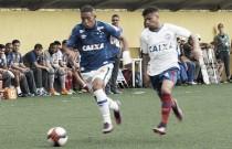 Cruzeiro vence Bahia com gols na segunda etapa e se classifica à terceira fase da Copinha