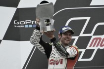 Crutchlow proves himself to 'fans' after claiming second in Sachsenring