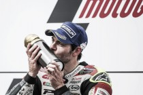 Historical first MotoGP win for British rider Crutchlow in Brno