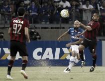 Atlético-PR x Cruzeiro no Campeonato Brasileiro 2016