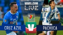Sin contratiempos, Cruz Azul derrota a Pachuca 2-1