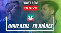 Resumen y goles Cruz Azul 2-0 FC Juárez en Apertura 2019 Liga MX