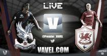 Crystal Palace vs Cardiff City en vivo y en directo online
