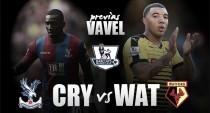 Crystal Palace - Watford: En busca de la senda de la victoria