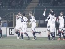 Avellino 1-2 Cagliari: Late Cerri strike downs ten man Lupi