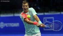 ATP - San Pietroburgo, il programma: Lorenzi sfida Berdych