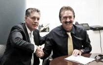 Es oficial, Ricardo Antonio La Volpe llega al nido