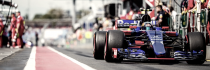 Toro Rosso en el Gran Premio de Australia