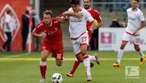 Würzburger Kickers 0-1 1. FC Union Berlin: Quaner ends surprise package's winning streak