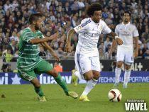 Fotos e imágenes del Cornellà 1-4 Real Madrid, ida dieciseisavos de final de Copa del Rey