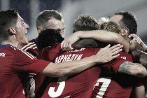 Bazelyuk mantiene al CSKA en la cima